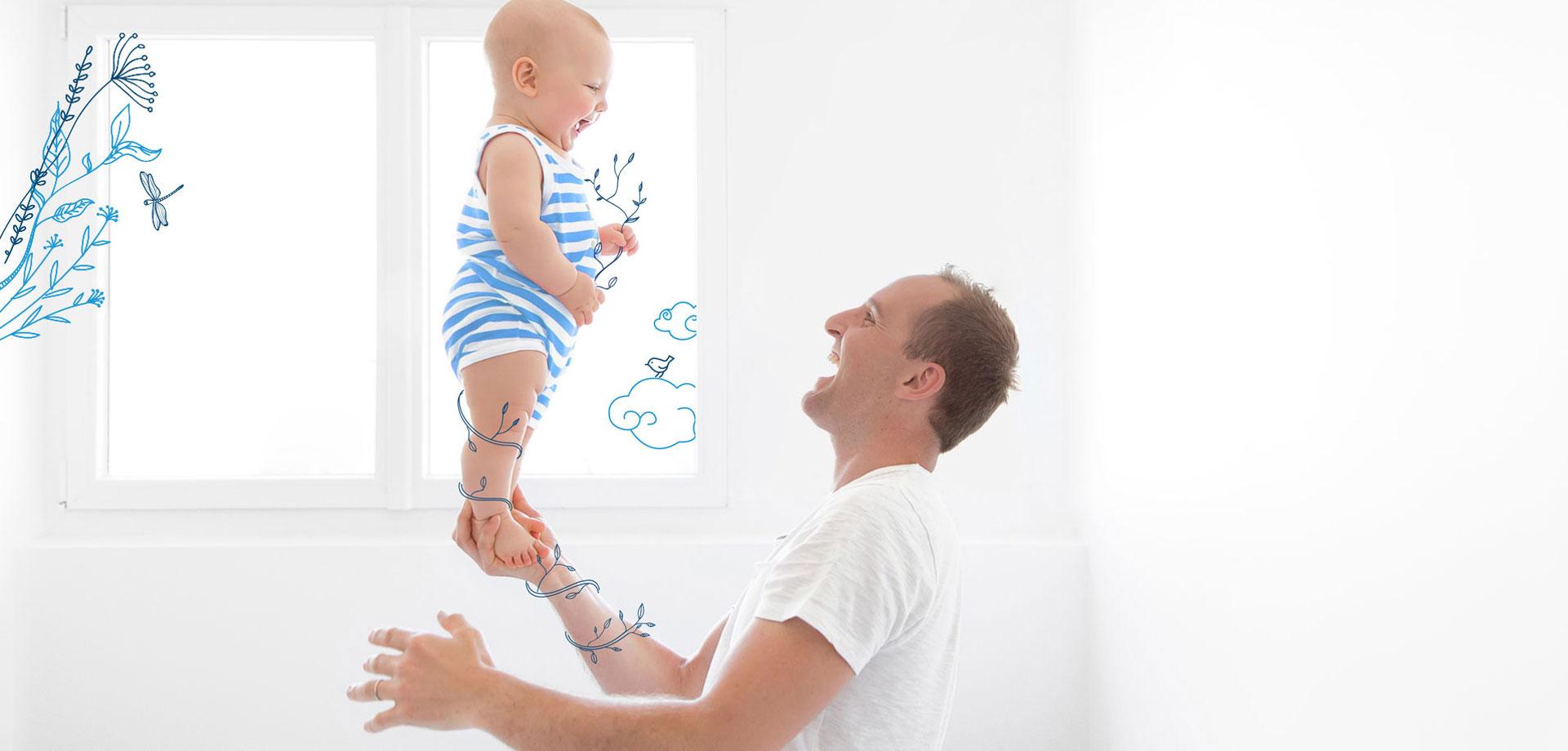 Sante du bebe et nutrition infantile